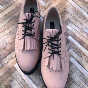 pantofi piele naturala florence