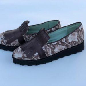 pantofi piele naturala jaqueline