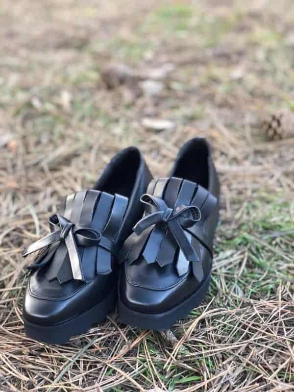 pantofi piele naturala romantic2