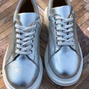 pantofi piele naturala electric