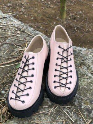 pantofi piele naturala nina rose2