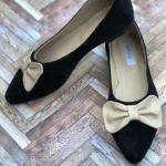 balerini piele naturala bow cream3