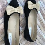 balerini piele naturala bow cream4