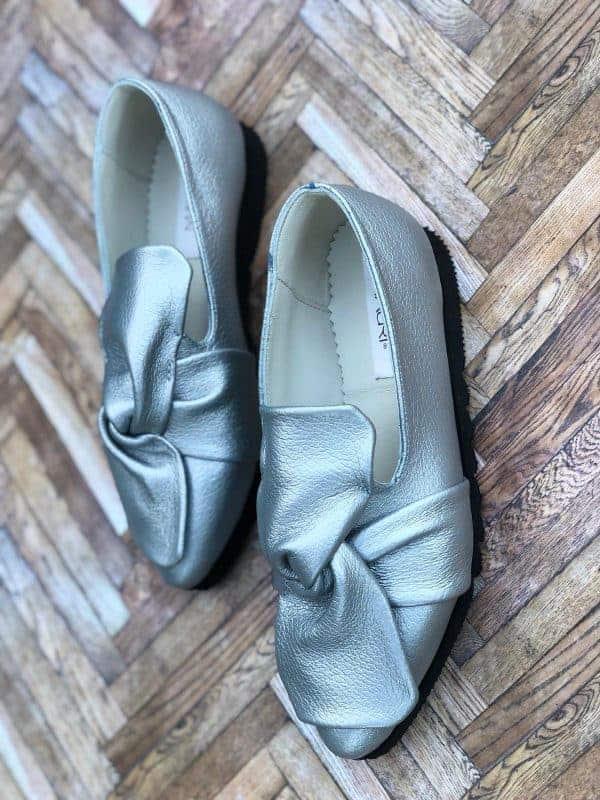 balerini piele naturala izabela silver6