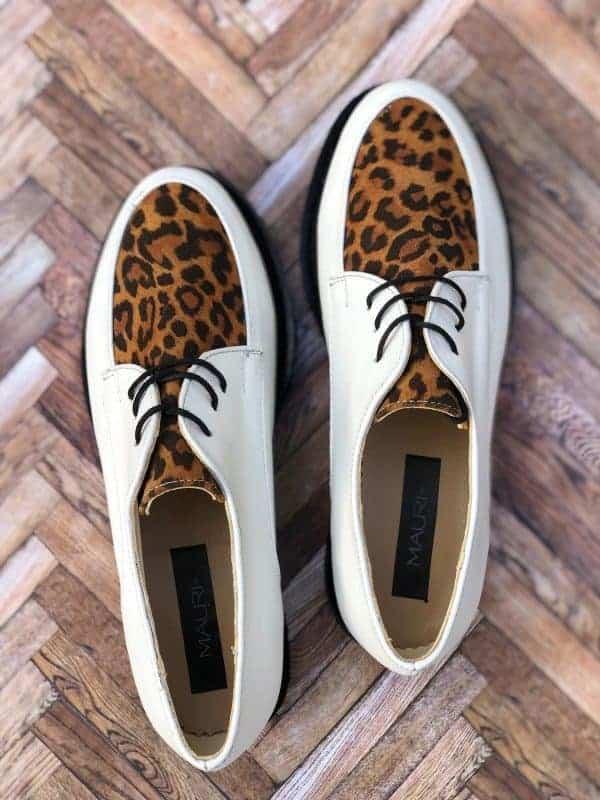 pantofi piele naturala madeline animal print4
