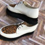 pantofi piele naturala madeline animal print5