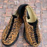 pantofi piele naturala nina animal print2