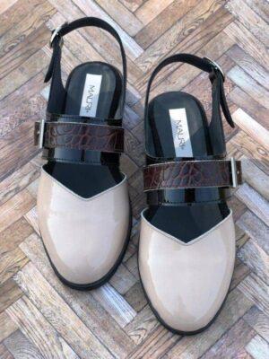 sandale piele naturala sand
