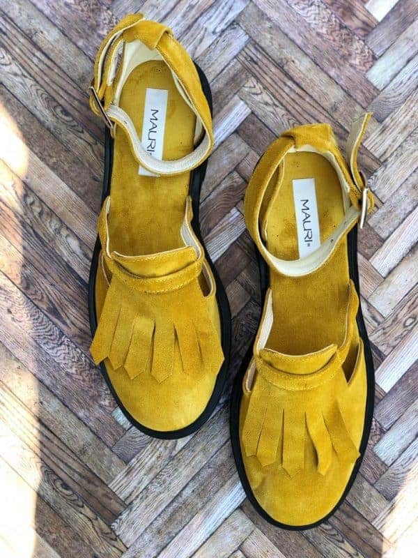 sandale piele naturala yellow3