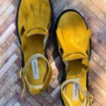 sandale piele naturala yellow4