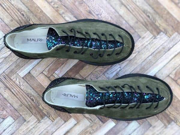 pantofi piele naturala nina green3