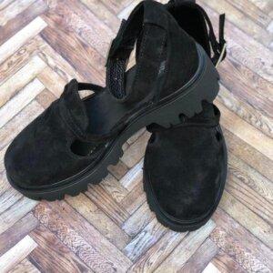 sandale piele naturala mia