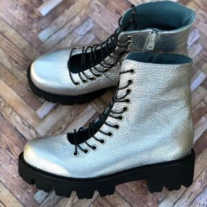 ghete piele naturala electric boots