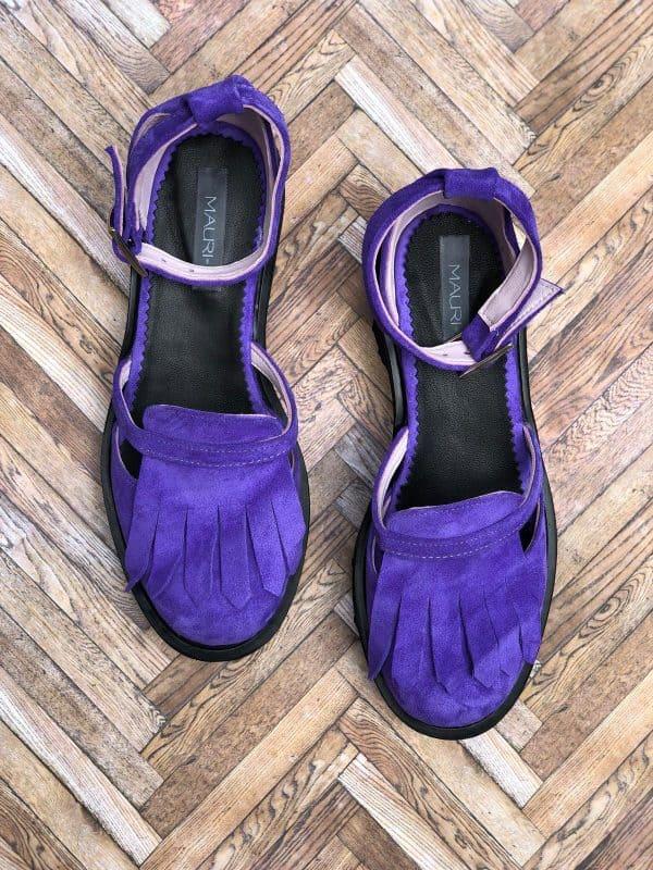 sandale piele naturala miruna