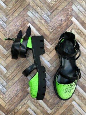 sandale piele naturala rock glamour electric box2 1
