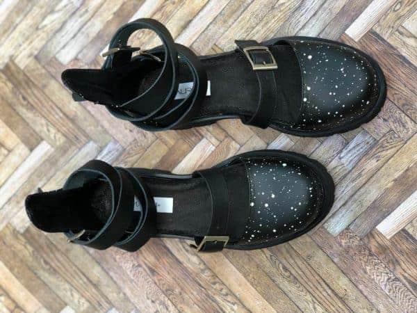 sandale piele naturala rock glamour galaxy2