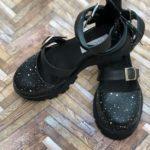 sandale piele naturala rock glamour galaxy6