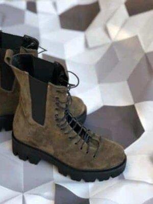 ghete piele naturala praga boots