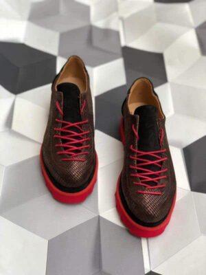pantofi piele naturala haga2
