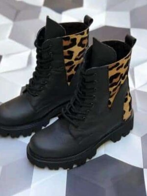 ghete piele naturala premium boots 3d