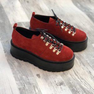 pantofi piele naturala isabel