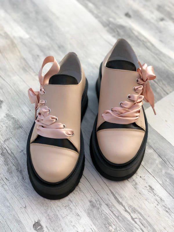 pantofi piele naturala juliet nude3