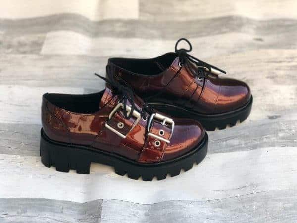 pantofi piele naturala ximena violet3