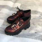 pantofi piele naturala ximena violet5