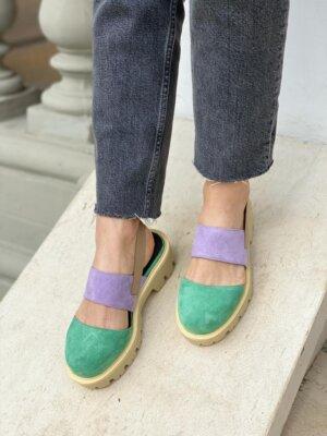 sandale din piele naturala karina green pastel (6)