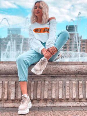 Sneakers Raquel Grey