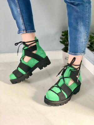 ghete-piele-naturala-clara-green