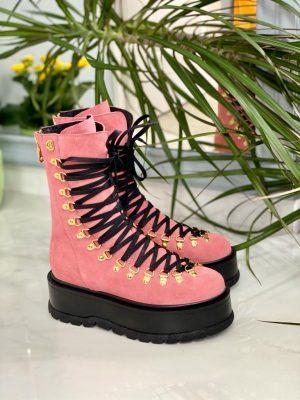 ghete-piele-naturala-rosie-flamingo (5)