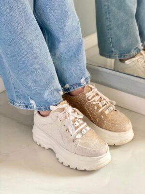 sneakers-piele-naturala-disco-boom-gold&white (7)
