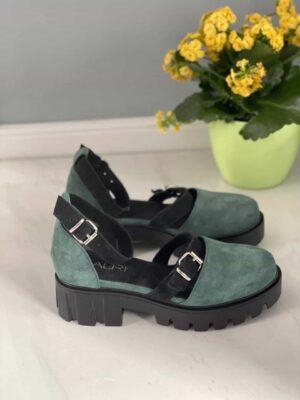 pantofi-piele-naturala-luiza-dark-green (12)